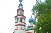 Корсунская церковь в Угличе