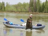 Проводка лодки