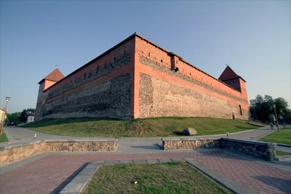 Замок в Лиде.
