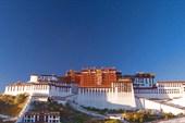 Лхаса, дворец Потала
