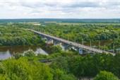 Автомобильный мост через Клязьму