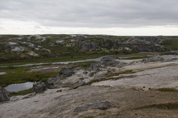 Пейзажи Белой