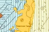 Часть схемы тектонического районирования Приморья