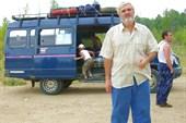 Маршрутка в Баргузин
