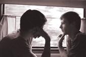 Разговор в поезде