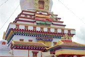 Буддисткий купол