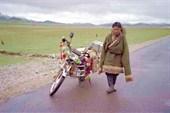 Tibetian man