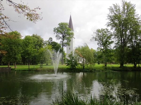 Сигулдская Лютеранская церковь 1225