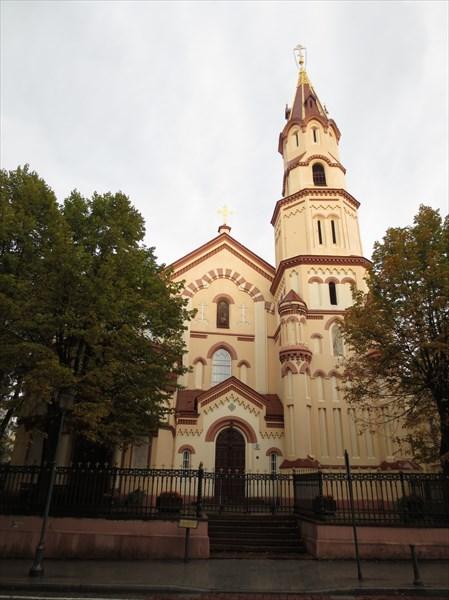 Никольская церковь 1514 г