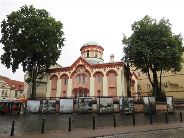 Церковь св. Параскевы 1345 г