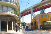 Фото 4. Лиссабон. Район Алькантара
