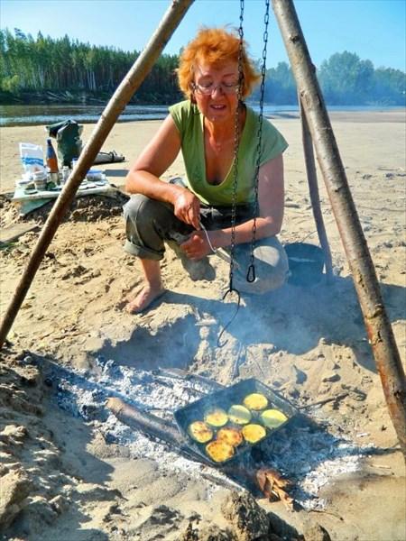 Кабачки жареные, с чесночком - деликатес!