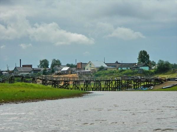 Р.Амга, мост.