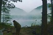 Туман над Верхней Ангарой
