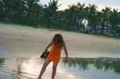 Девочка и море