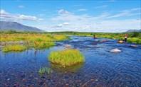 Проводка в протоках Ния-Ю