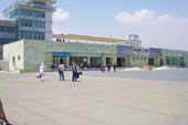 Кабульский аэропорт.