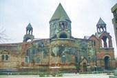 Эчмиадзин. Кафедральный собор