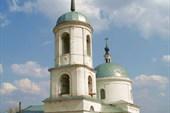 церковь в Овечкино
