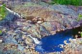 Старое русло реки Суна