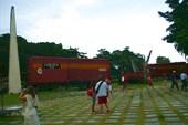 Место, где Че Гевара остановил поезд с оружием для армии Батисты