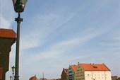 Журавель (портовый кран) в Гданьске