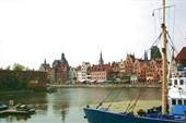 Гавань в Гданьске