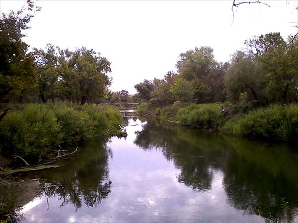 Река Бузулук.