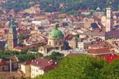 Ансамбль исторического центра Львова