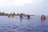 Выход в Белое море