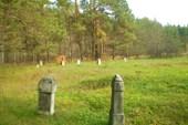 Кладбище вокруг церкви