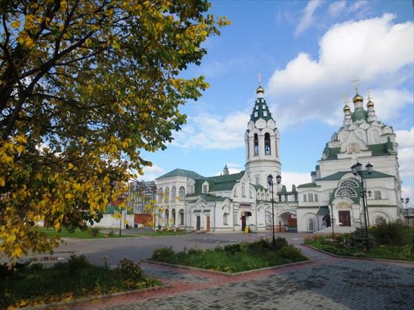 Церковь Пресвятой Троицы 1995