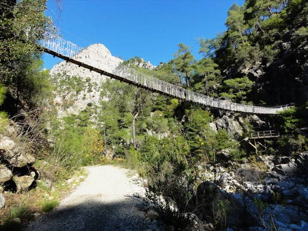 Висячий мостик