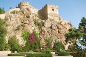 Арабская крепость
