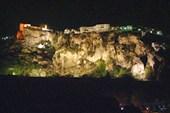 Ночной вид на Салобренью с моря