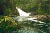 Водопад `Маманя`