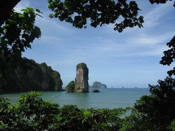 Краби, пляж Ао Нанг