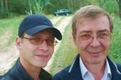 С отцом не виделся 5 лет, встреча в Москве...