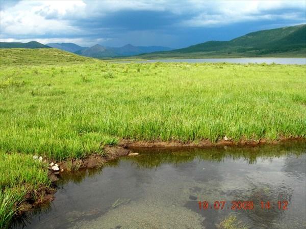 озеро Ильчир