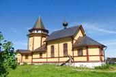 Церковь в Сортавале