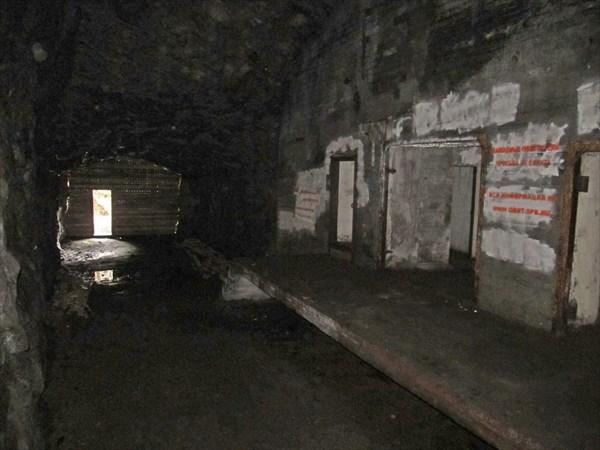 Подземелье в Хууканмяки (Лахденпохья)