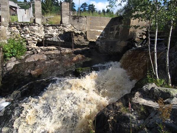 Плотина в Соскуа