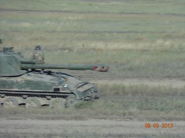 Казахская армия не дремлет!