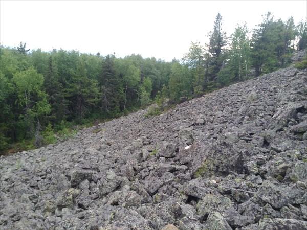 Подъём на Голую гору. 748 м.