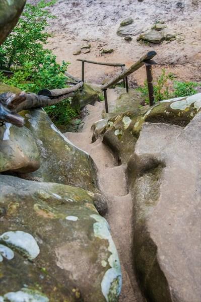 Пещеры опричников Довбуша