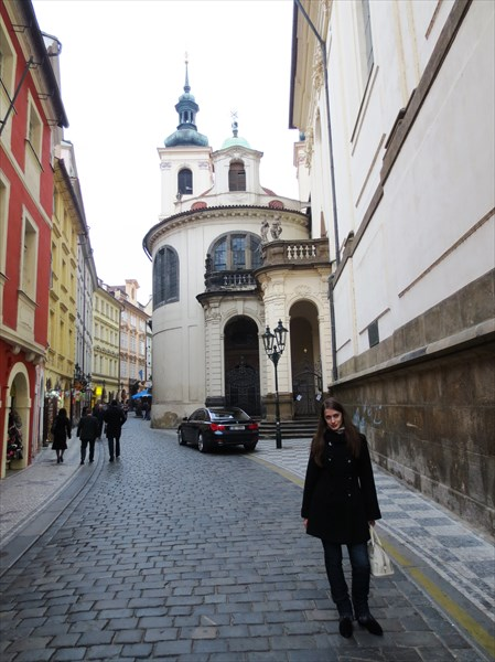 Костёл Святого Спасителя 1578, Прага