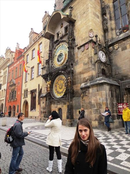 Астрономические часы — Пражские куранты 1410