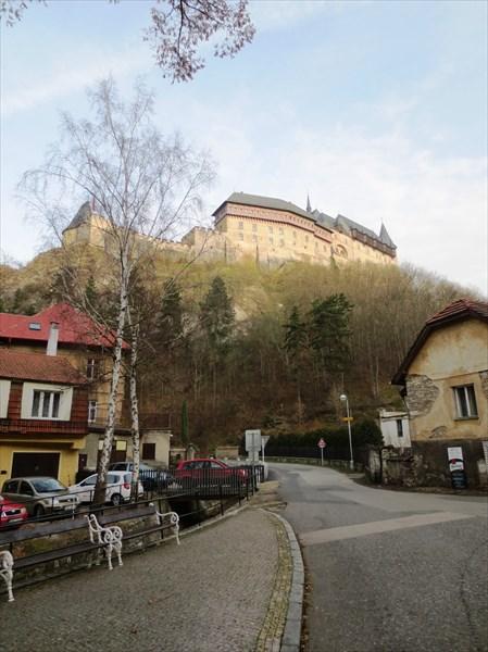 Замок Карлштейн 14 в