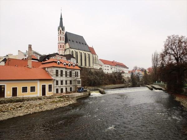 Костёл Святого Вита (Чески-Крумлов) 1340—1439
