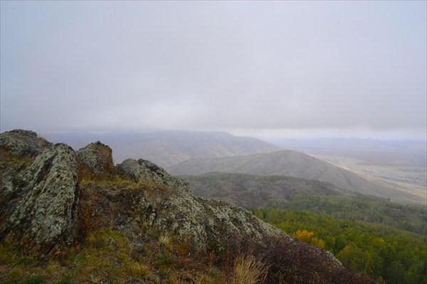 Тюбетейка вершина